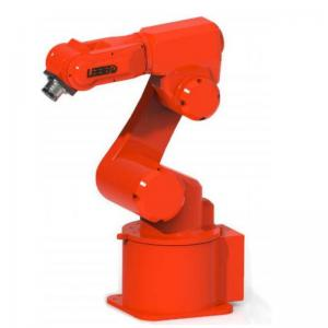 Good quality 6 axis industrial robot with 6kg 750mm
