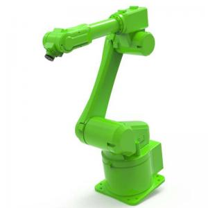 Industrial 6 axis robot arm 6kg 1500mm for painting applications