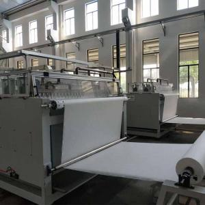 Electrostatic water resident melt blown fabric production line
