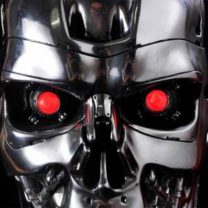 Great gift terminator t800 head for collection